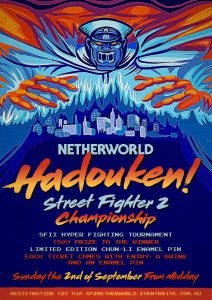 Nw Poster Street Fighter Web Netherworld